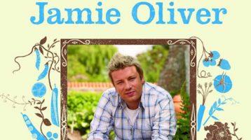La cucina naturale secondo Jamie Oliver, il cuoco nudo