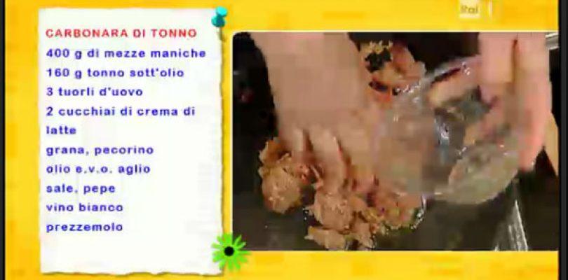 La prova del cuoco: la Carbonara, una e trina