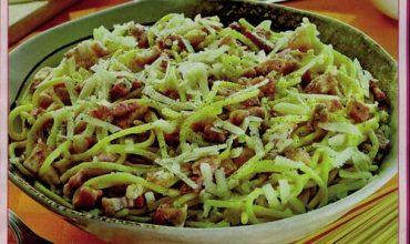 Carbonara secondo la tradizione (pancetta a parte)