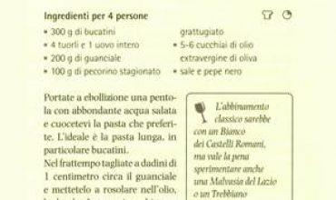 Carbonara, ecco una ricetta (quasi) classica