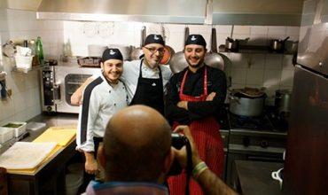 Tre chef Carbonari, buona la prima! Ed ecco la seconda…