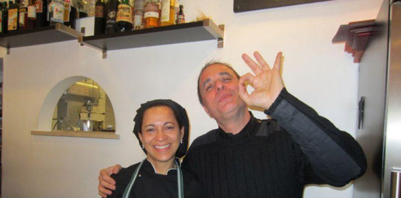 Roma, Osteria Enoteca 20e20: viva l'uovo!