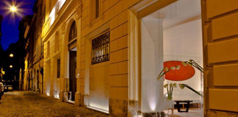 Nuova sede per All'Oro, al First Luxury Art Hotel