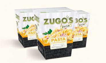 Zugo's Deli Café, la carbonara in due minuti