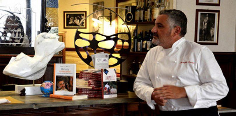 I ricettari di Slow Food, la carbonara à l'Arcangelo