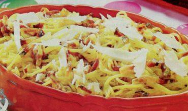 Di Più Cucina: carbonara con panna, perché no?
