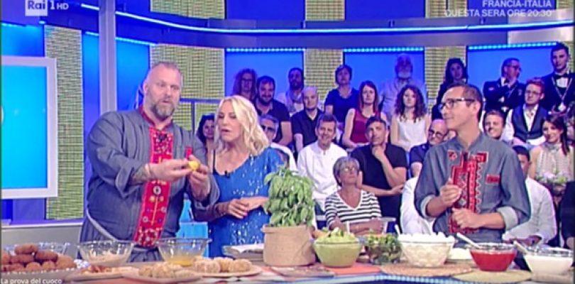 Prova del cuoco: le lacrime di Antonella, i supplì di Bonci