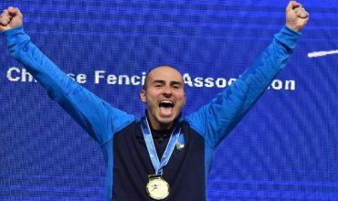 Alessio Foconi, una medaglia alla Carbonara