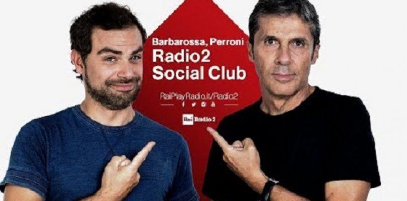 Heinz Beck (finto) e la karbonara, al Social Club di Radio 2