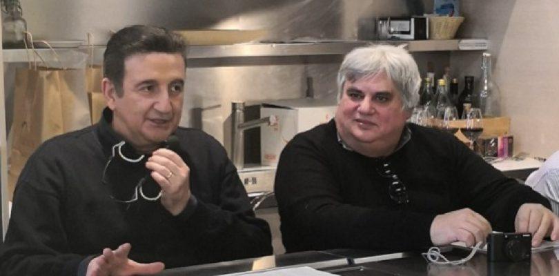 Roberto Giacobbo e la carbonara, un grande amore