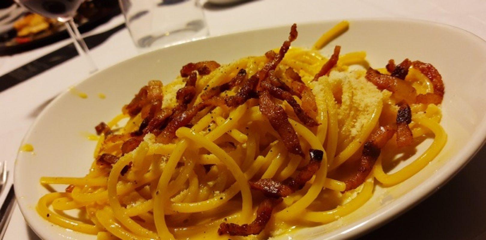 Carbonara Di Bari Storia metti una sera a cena con carbonara - carbonara club
