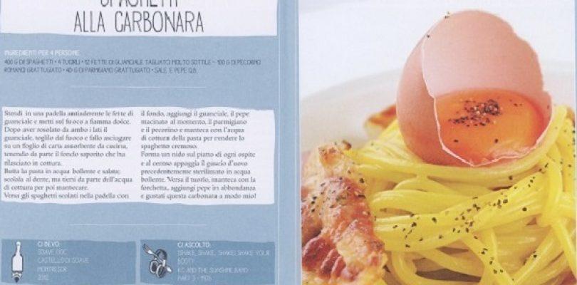 Alessandro Borghese e la carbonara, una ricetta speciale