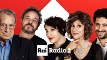 RAI Radio2 Black Out