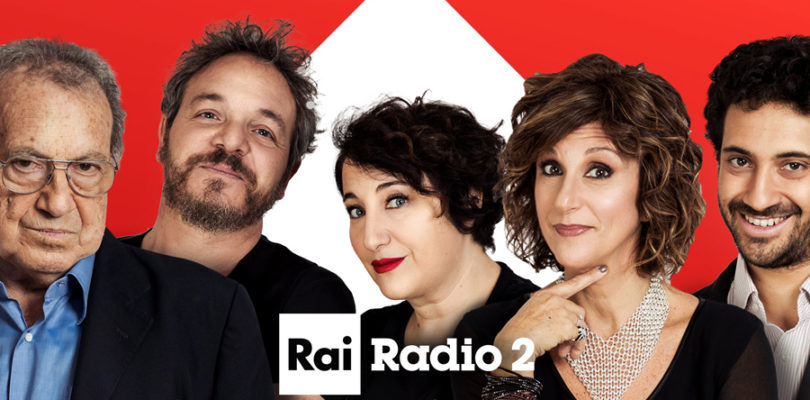 RAI Radio2 Black Out