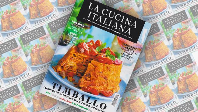 La Cucina Italiana Agosto 2021