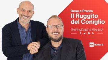 Ruggito del Coniglio Rai Radio2