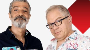 RAI Radio 2 Soggetti Smarriti Marzocca e Vercillo